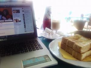 Trabalhar Fora de Casa #1 - Ferragudo, QCafé
