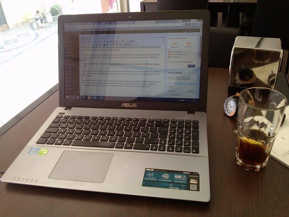 É preciso habilitações superiores para trabalhar a partir de casa? EP2