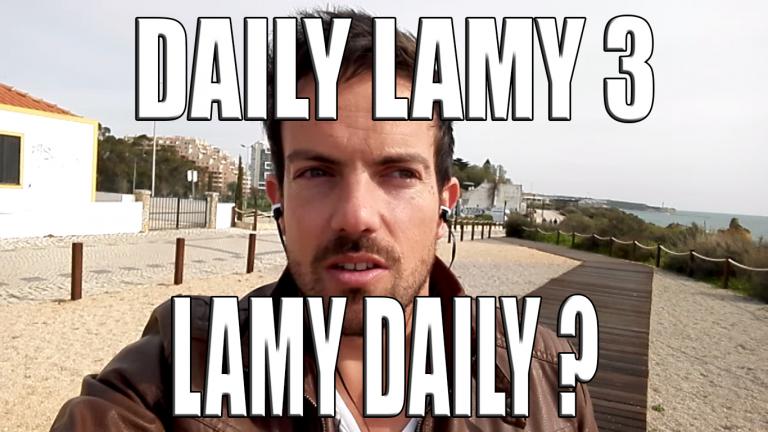 FREELANCER… COMO COMECEI | DAILY LAMY 3